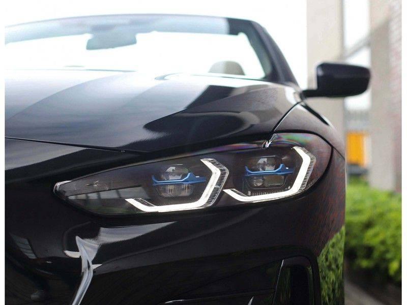 BMW 4 Serie Cabrio M440i xDrive *Trekhaak*Nekverwarming*Head-Up* afbeelding 8