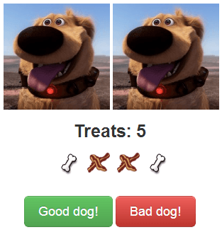 dog tutorial
