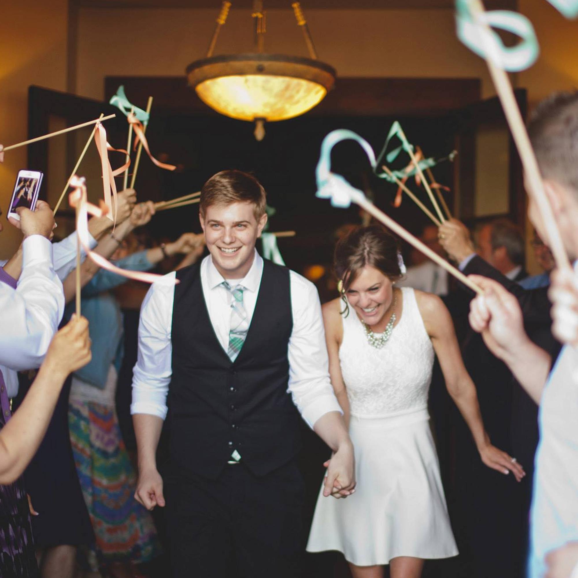 Jon and Ashley Yetter Wedding