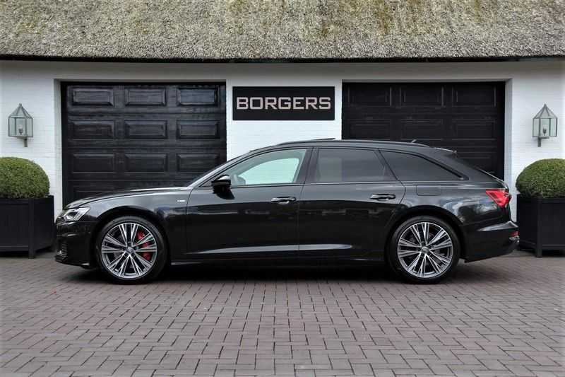 Audi A6 Avant 55 TFSIe Competition PANO.DAK+TOPVIEW+HEAD-UP afbeelding 14