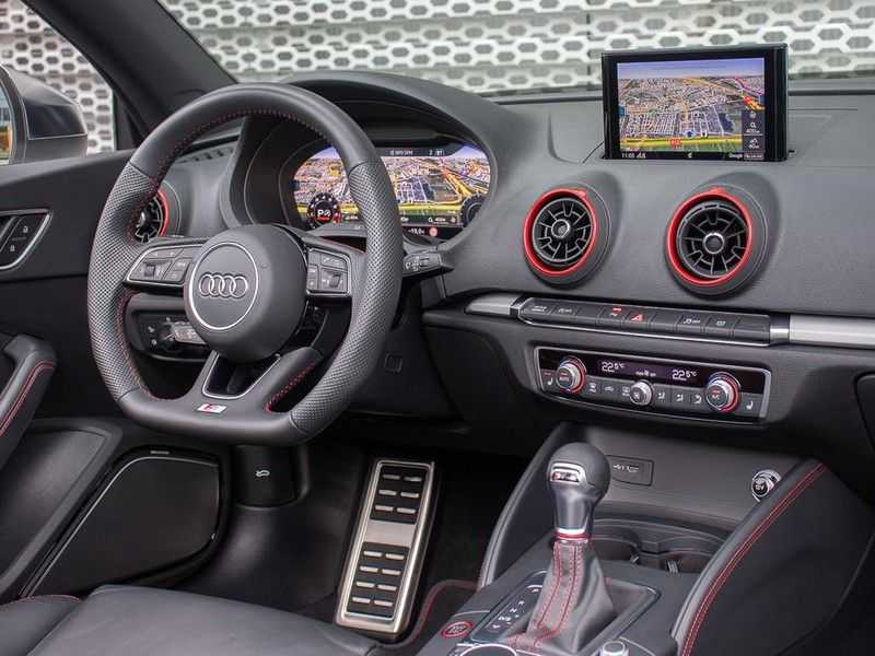 Audi A3 cabriolet 2.0 TFSI S3 quattro | B&O Sound | Adapt.Cruise | Dynamic RED | Stoelverwarming | LED | Climate-control | afbeelding 15