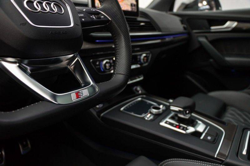Audi Q5 2.0 TFSI 252pk Quattro Black Edition Luchtvering Panoramadak ACC Valconaleder VirtualCockpit Carbon Matrix Keyless DriveSelect Navi/MMI/Touch Camera ParkAssist Pdc afbeelding 17