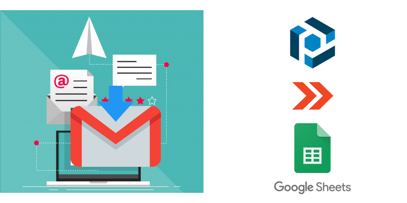 save gmail emails to google sheets