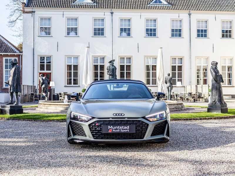 Audi R8 Spyder 5.2 performance quattro | 620PK | Magnetic Ride V10 | B&O sound | Carbon | Ceramic | Audi Exclusive | Garantie tot 07-2025* afbeelding 4