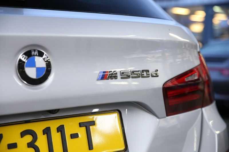 BMW 5 Serie M550D Facelift afbeelding 9