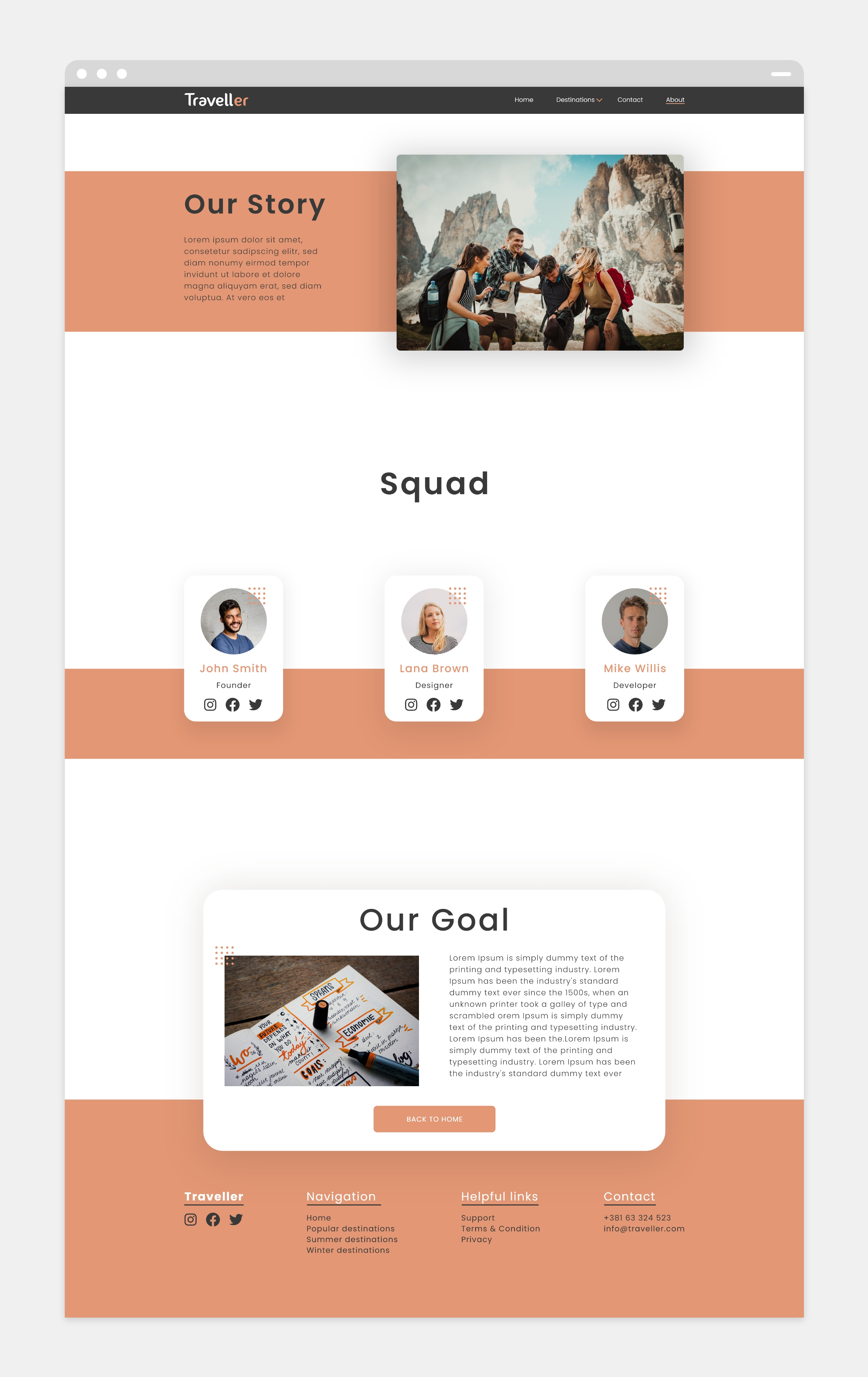 About Page Mockup1