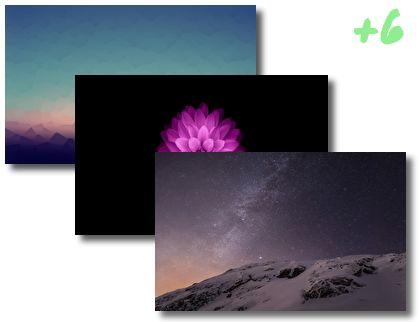Mac theme pack