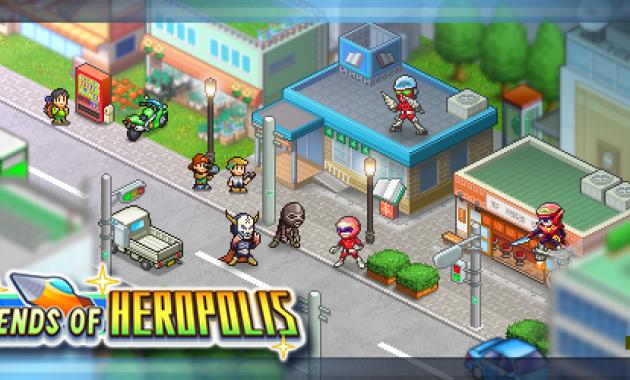 legends of heropolis apk