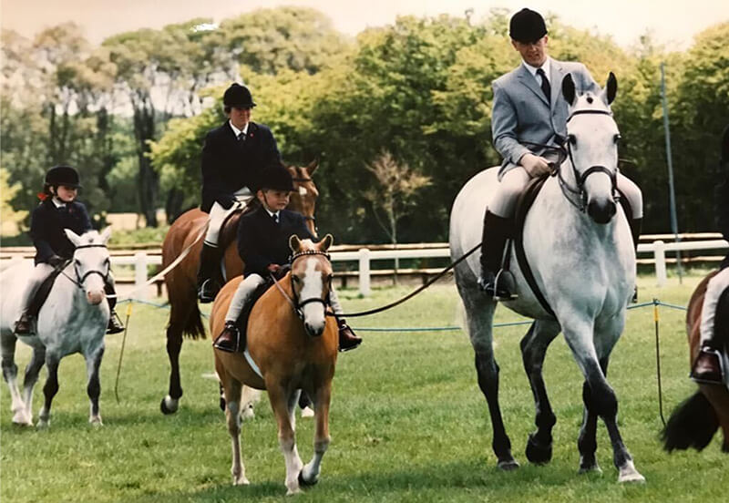 Seven tips to help find the perfect first pony for your child