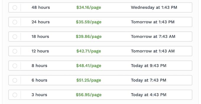 australianhelp.com pricing