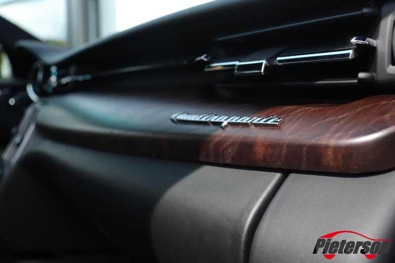 Maserati Quattroporte 3.0 D V6 SCHUIFDAK CAMERA LEDER afbeelding 3