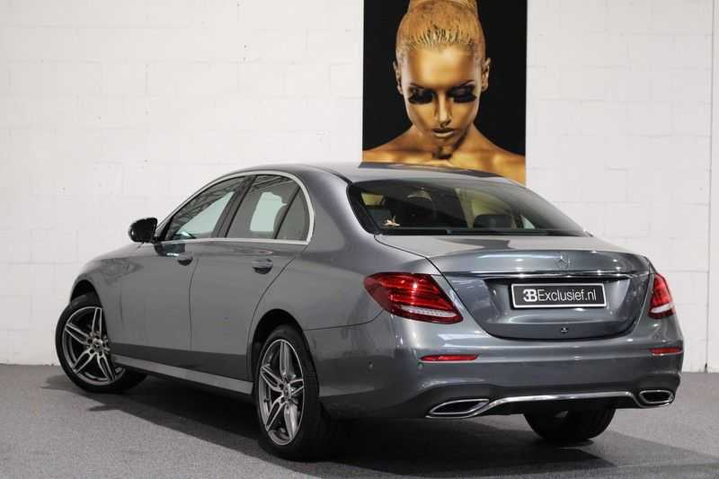 Mercedes-Benz E-Klasse 220 d Business Solution AMG Plus Upgrade Edition afbeelding 5
