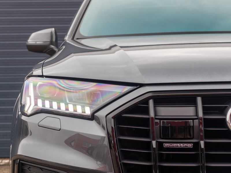 Audi Q7 60 TFSI e quattro Competition | Head Up Display | Assistentiepakket Tour/City | Pano.Dak | Stoelventilatie/Massage | S-Sportstoelen | Bose Premium Sound afbeelding 10