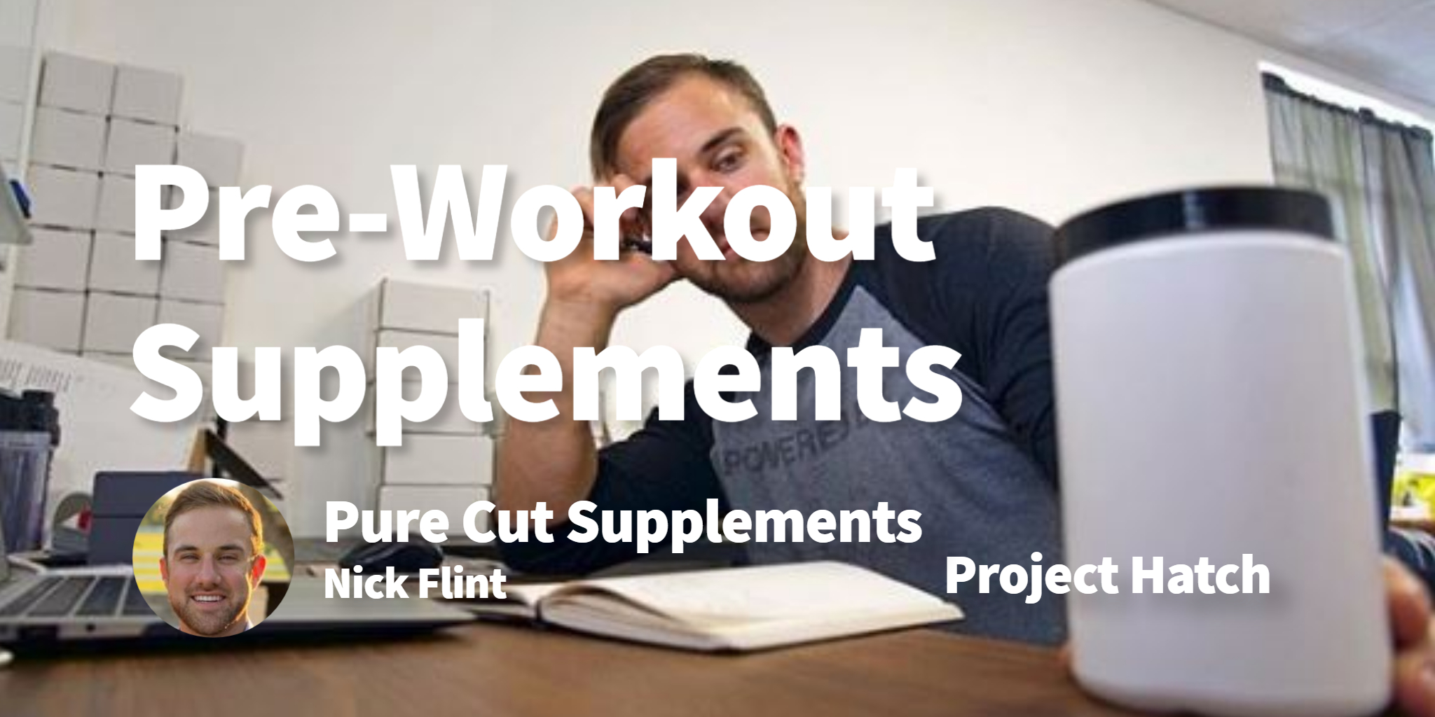 Pure Cut Supplements Nick Flint