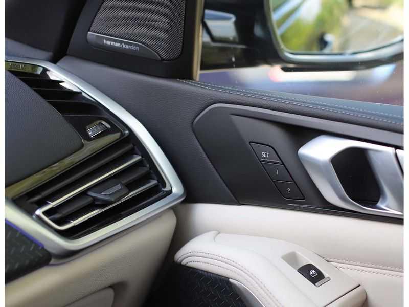BMW X5 M50i X-Drive *Head-Up*Trekhaak*Laser* afbeelding 11