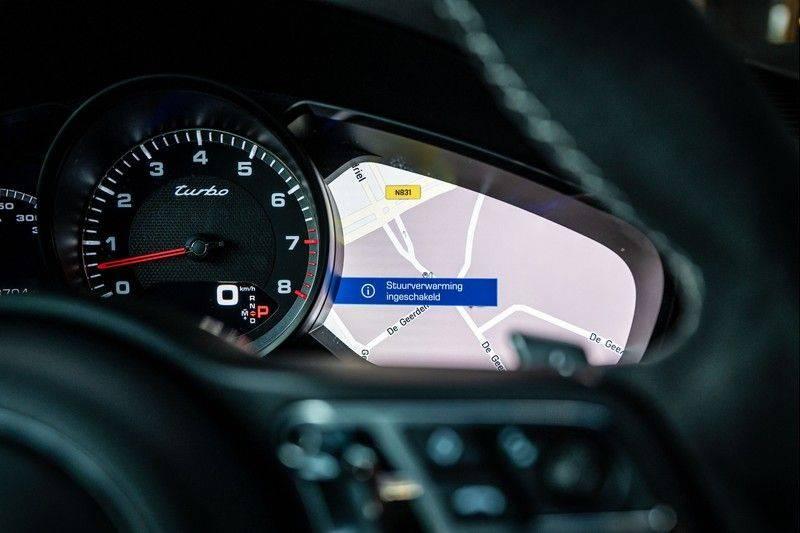 Porsche Cayenne 4.0 Turbo   Head-Up   Carbon   Panorama   3D Camera   BOSE   Trekhaak   Afwijkende stikselkleur   Stoelventilatie   NP 252.000! afbeelding 22