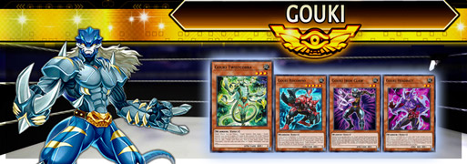 Gouki Breakdown | YuGiOh! Duel Links Meta