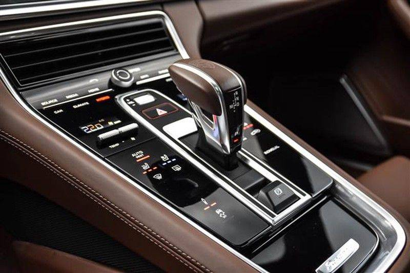 Porsche Panamera TURBO S E-HYBRID NP 258K,4WSTURING+BURMESTER afbeelding 20