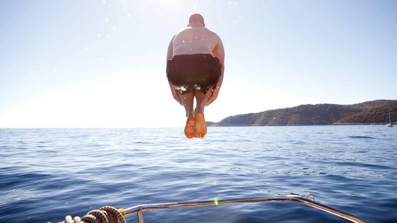 Adventures in Brac on a Croatia Sailing Break