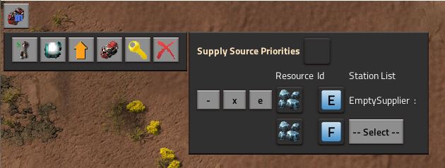 consumer supply source priorities