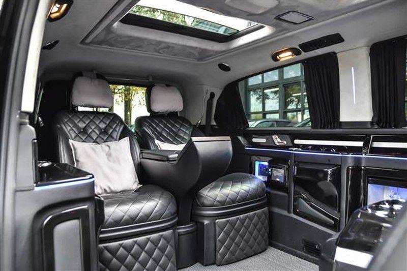 Mercedes-Benz V-Klasse V250D LANG VIP TV+4X CAPTAIN SEATS+CAMERA afbeelding 22