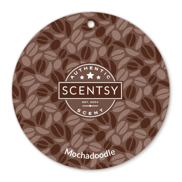 Picture of Mochadoodle Scent Circle