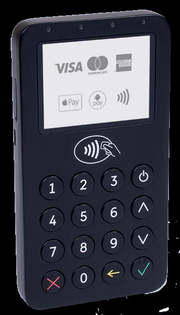 CabCard Pocket Terminal