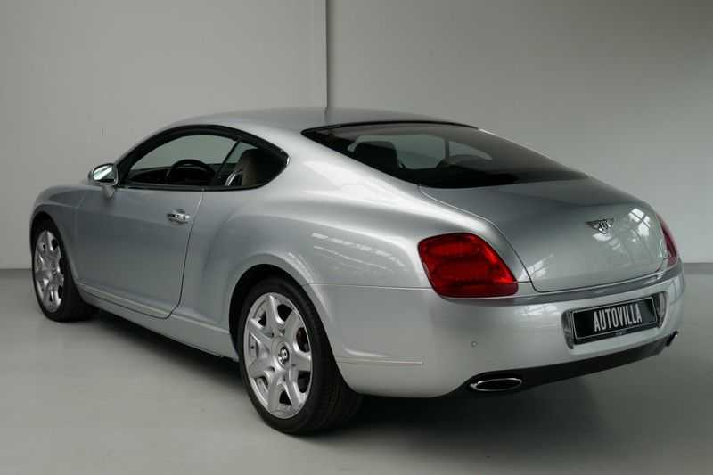 Bentley Continental GT 6.0 W12 Youngtimer afbeelding 9
