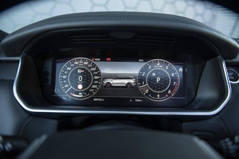 Land Rover Range Rover Sport SVR 5.0 V8 SC ESTORIL BLUE afbeelding 15
