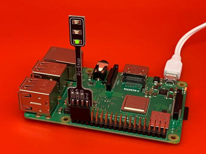 Prototype Pi Light