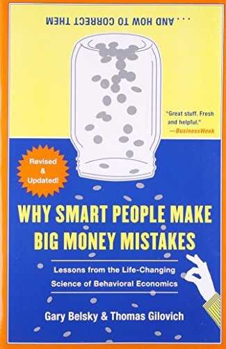 Why Smart People Make Big Money Mistakes Cover