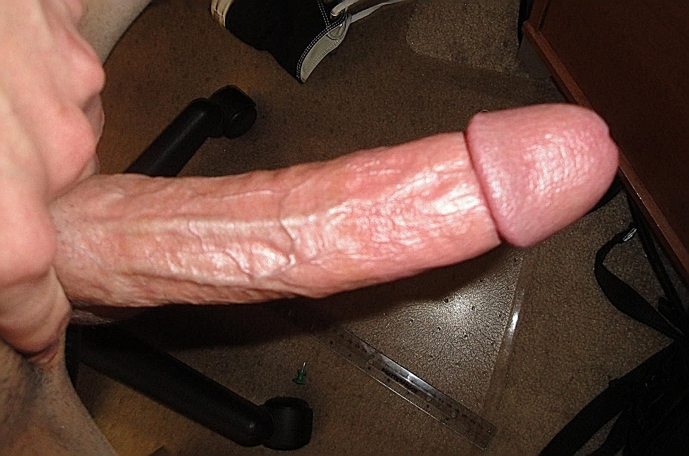 Extremely Strong Erection Powerful Cock