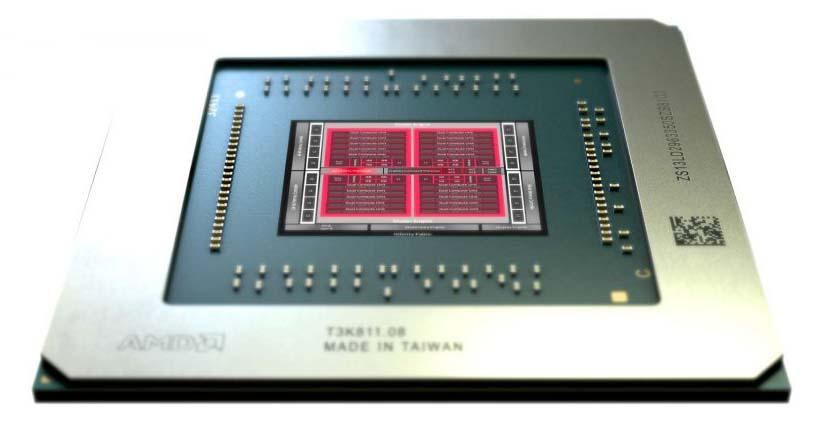 AMD Radeon Pro 5600M Graphics Card Debuts Inside the MacBook Pro With HBM2