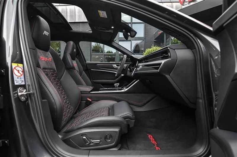 Audi RS6 RS6R ABT LIMITED 1/125 (740 PK / 920 NM) NP.305K afbeelding 14