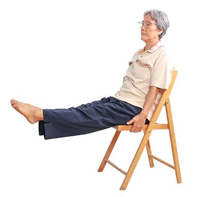 Chair Yoga (Blended)
