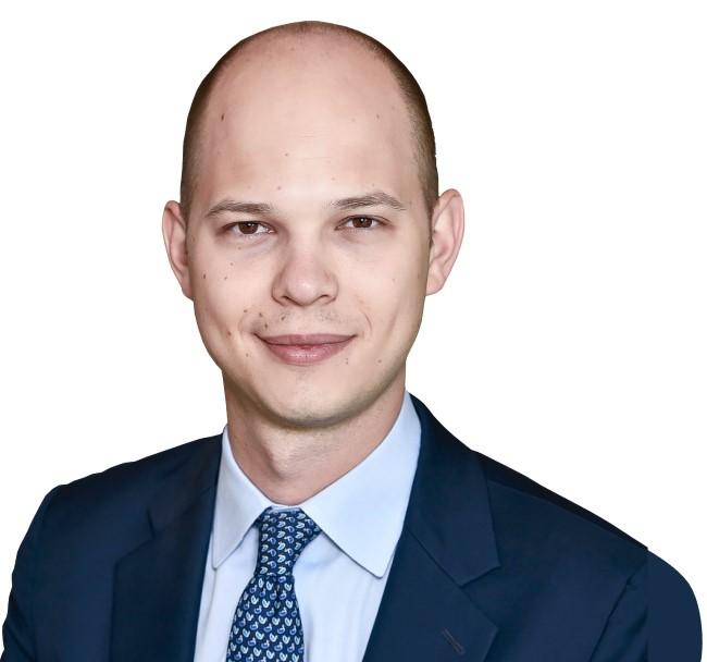 Kirill Vyrypaev, CFO