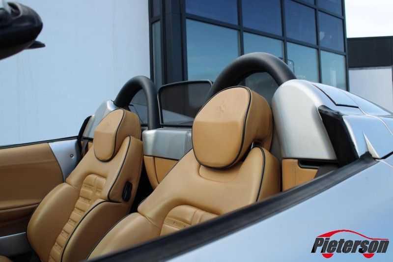 Ferrari 360 3.6 V8 Spider F1 Automaat Leder *Nette staat* afbeelding 4