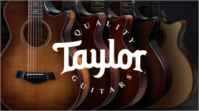 Taylor Guitars and TVPage | TVPage