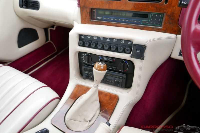 Aston Martin Virage 5.3 V8 RHD 1 Of 411 afbeelding 18