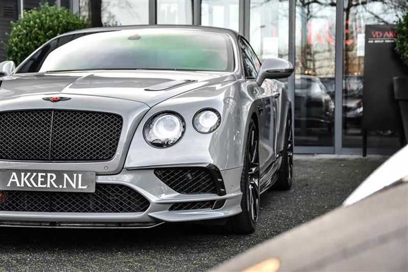 Bentley Continental GT SPEED SUPERSPORTS LOOK CARBON (635 PK) afbeelding 11