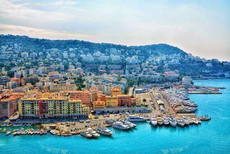 Monaco to Nice