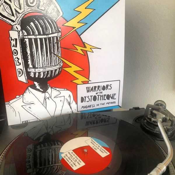 We absolutely love the new @warriors_of_the_dystotheque album! Check it out here http://bit.ly/WOTDAlbum