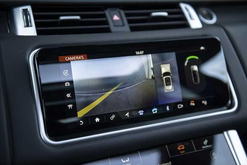 Land Rover Range Rover Sport SVR 5.0 V8 SC Meridian Reference Audio + Head Up + 360 Camera + Gekoelde/Verwarmde voorstoelen + Verwarmde  Achterbank + Carbon Motorkap Met Luchthappers + Ambianceverlichting afbeelding 18