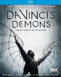cover Da Vinci's Demons - S1