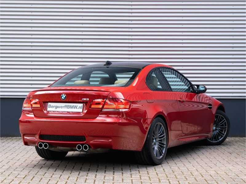 BMW 3 Serie Coupe M3 afbeelding 3