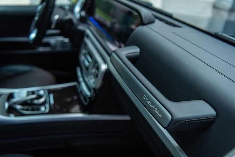 Mercedes-Benz G-Klasse G500, 421 PK, AMG-Line, G/Manufaktur Exklusiv, Distronic Plus, DAB, Widescreen, Standkachel, AMG/Multi!! afbeelding 11