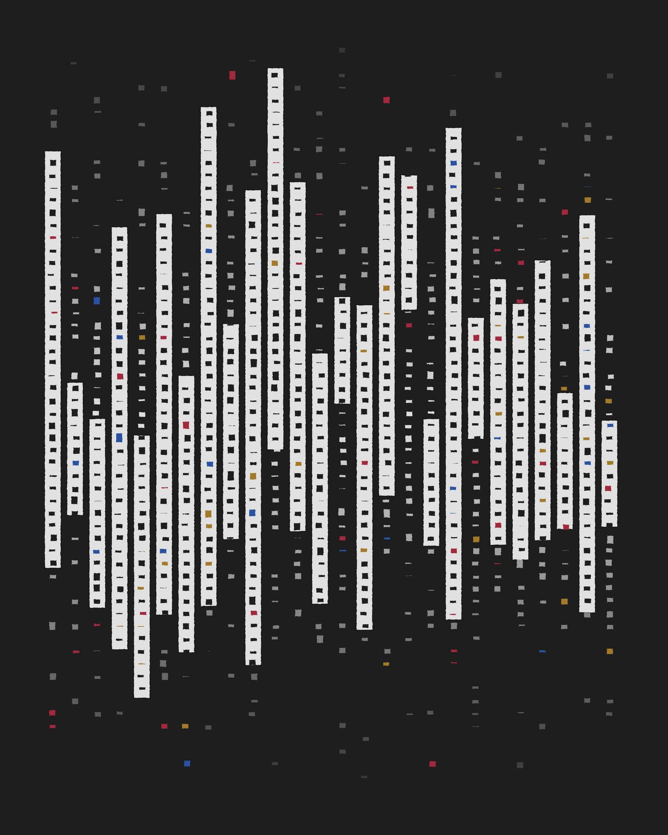 Domino Dancing Inverted