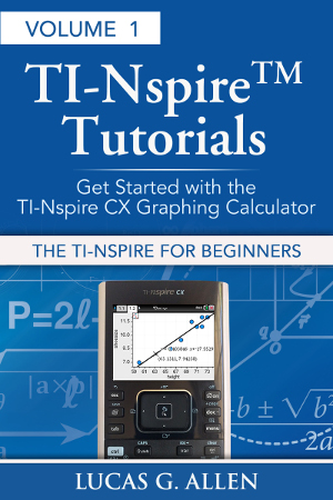 TI-Nspire Tutorials Book Small