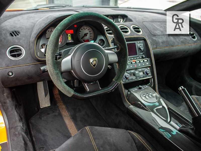 Lamborghini Gallardo 5.0 V10 Superleggera afbeelding 5