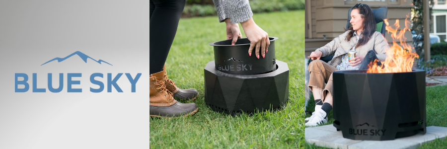 Solo Stove  vs. Blue Sky Review - Blue Sky Products